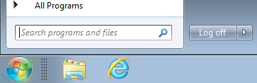 Virtual SINC Site full desktop logoff