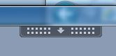 This is the Virtual SINC Site desktop toolbar hidden