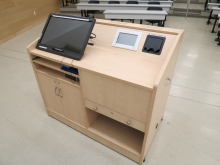 SMART Lecture Hall Lectern