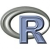 This is an image of the R Project logo