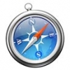 This is an image of the Safari icon