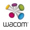 This is an image of the Wacom logo