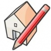 This is an image of the SketchUp icon