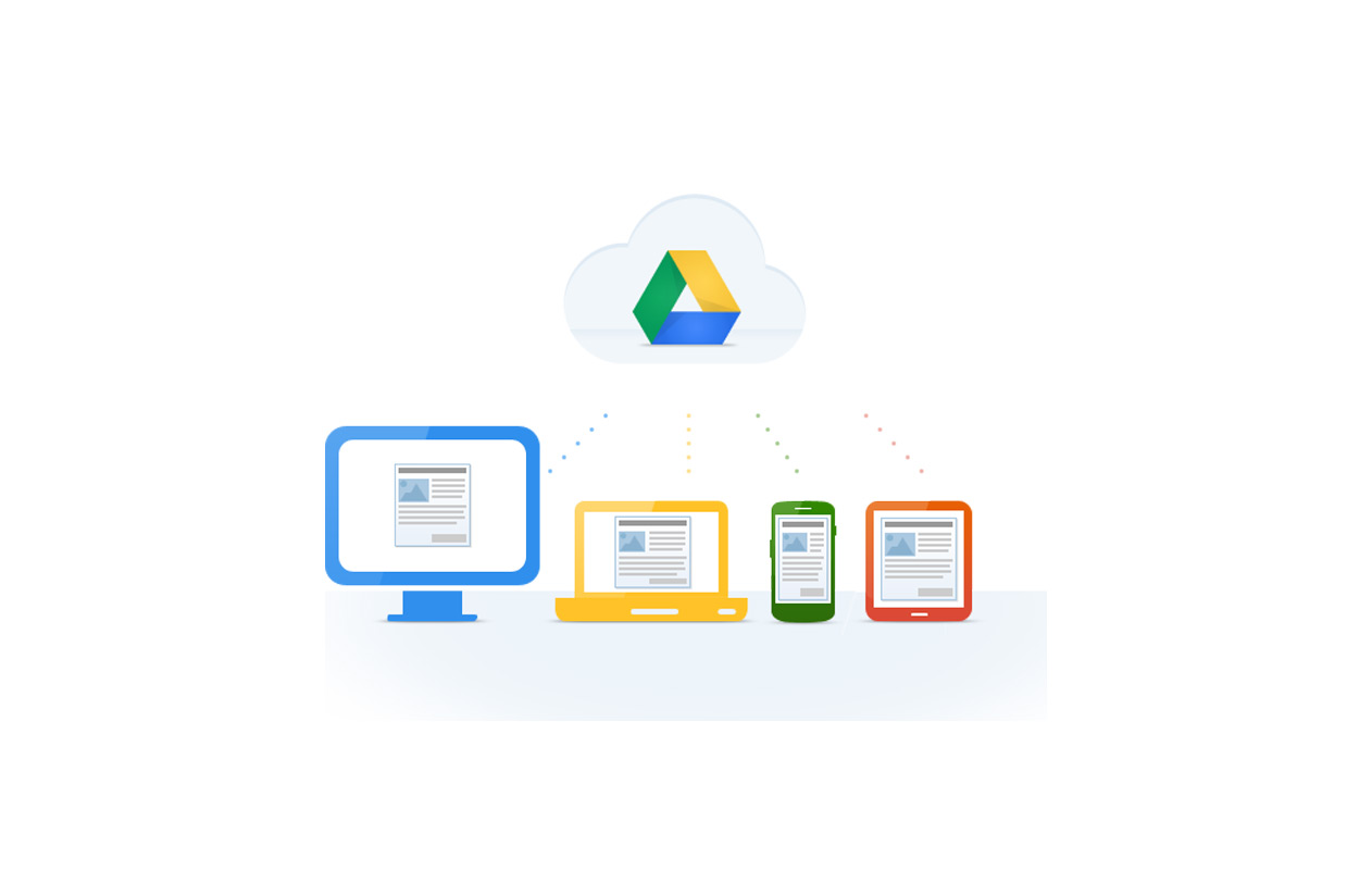 Google Drive: Take Google Drive For A Spin!