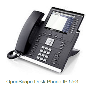 voip phone 55G