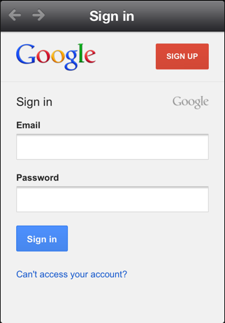 Logging in to google apps for education division of Google sites sign in