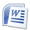 This is an image of Microsoft Word