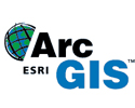 This is an image of the ArcGIS logo