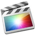 This is an image of the Final Cut Pro X icon