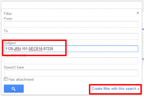 how to search gmail id by name