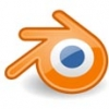 This is an image of the Blender icon